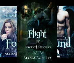 FLIGHT THE CRESCENT CHRONICLES 1 EBOOK