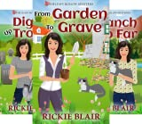 The Leafy Hollow Mysteries (4 Book Series)
