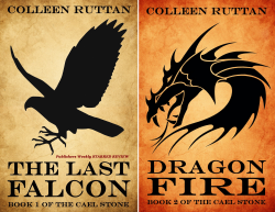 The Cael Stone (2 Book Series) by  Colleen Ruttan