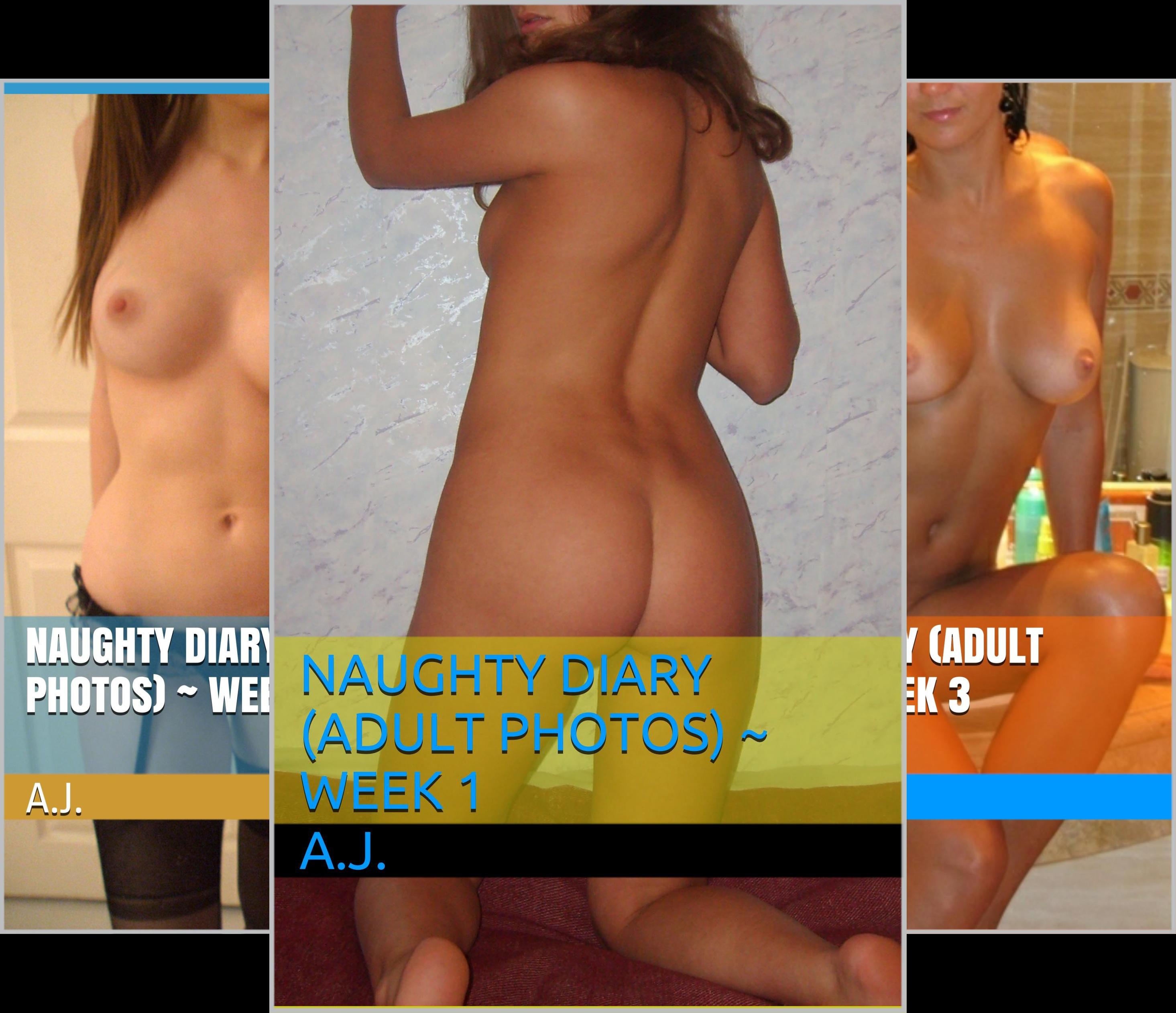 Naughty Diary (Adult Photos) (9 Book Series)
