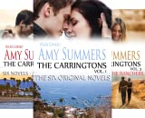img - for The Carringtons (3 Book Series) book / textbook / text book