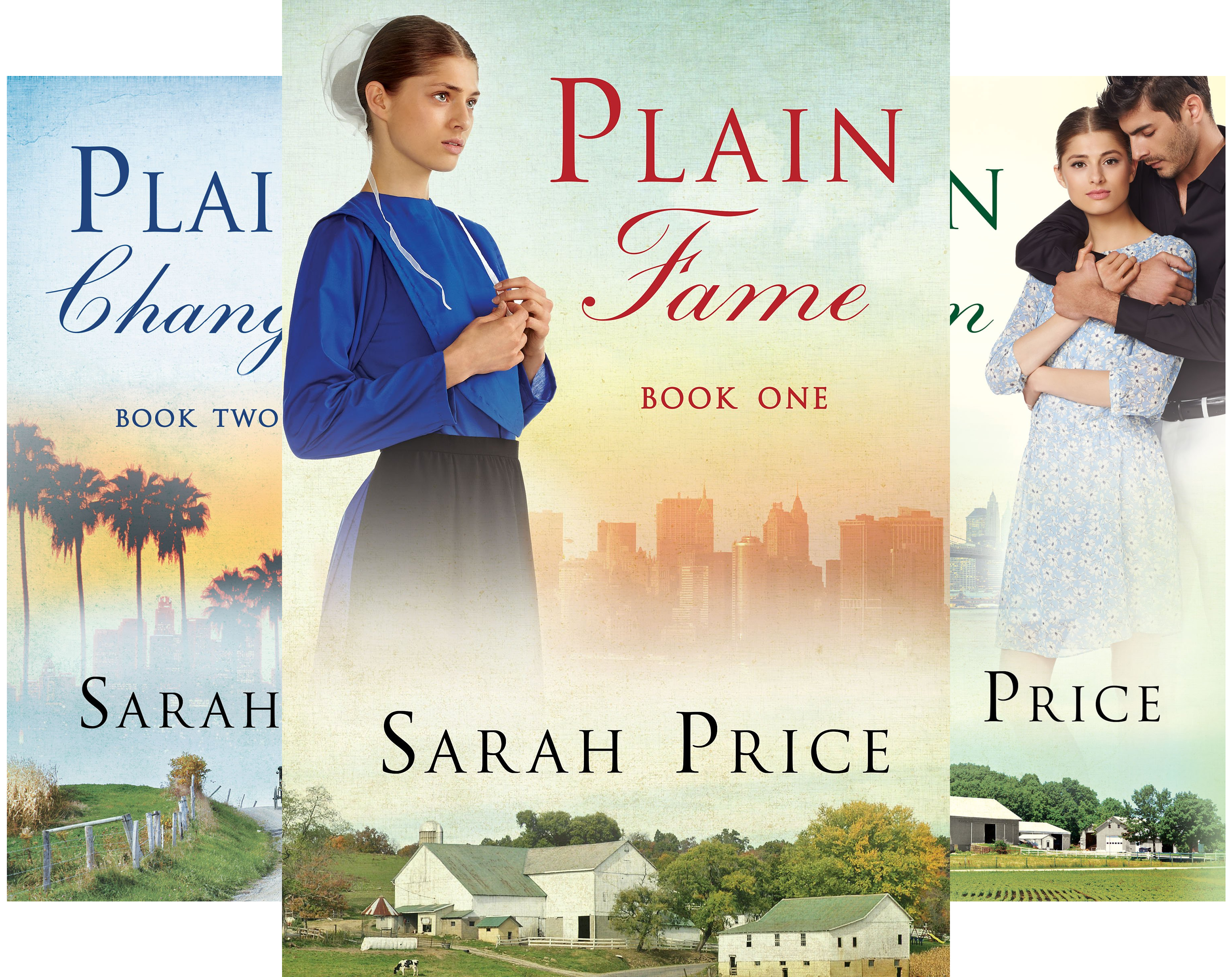 The Plain Fame Series (6 Book Series)