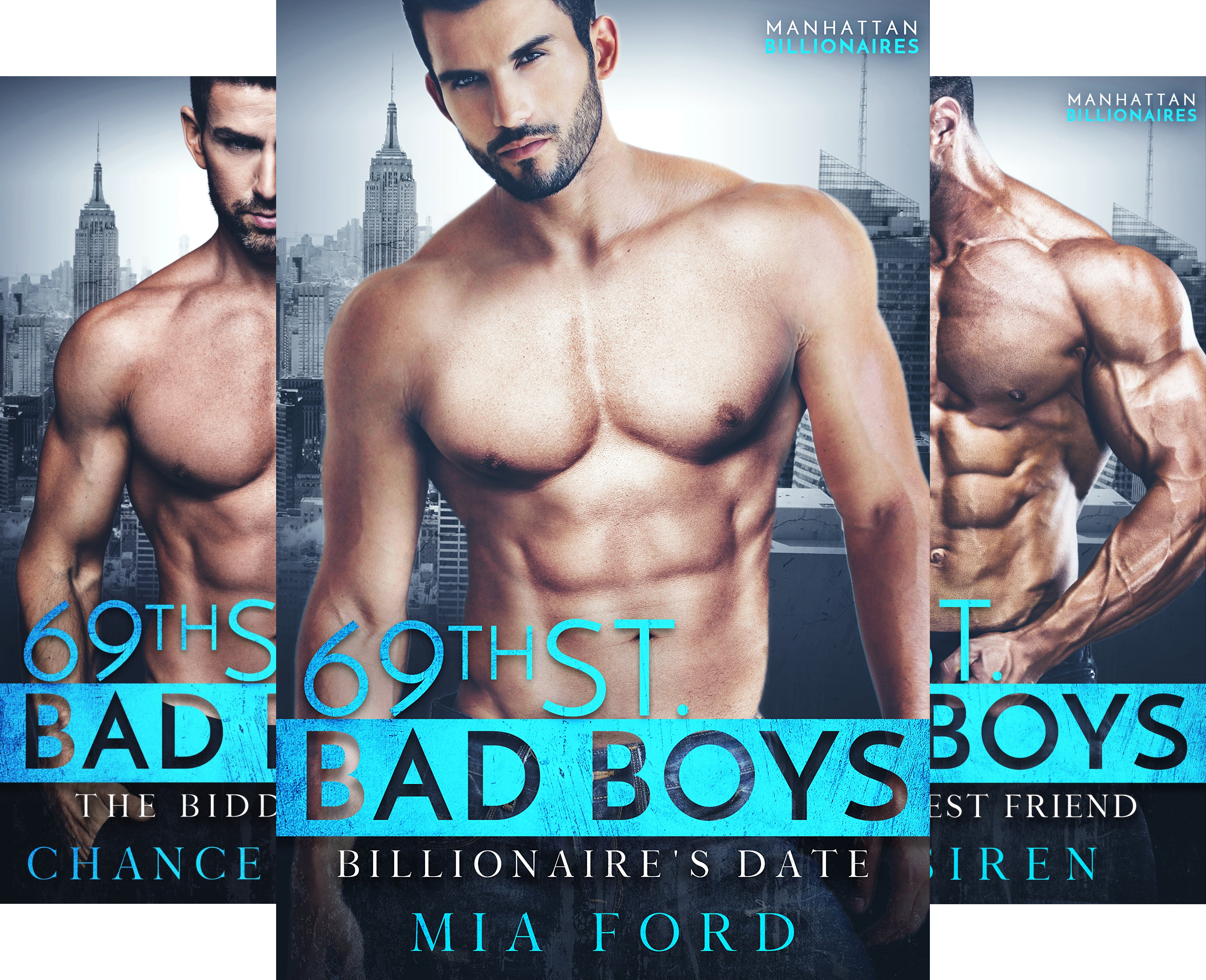69th St. Bad Boys (7 Book Series)