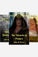 The Sorcerer Chronicles (3 Book Series) Kindle Edition