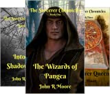 The Sorcerer Chronicles (3 Book Series)