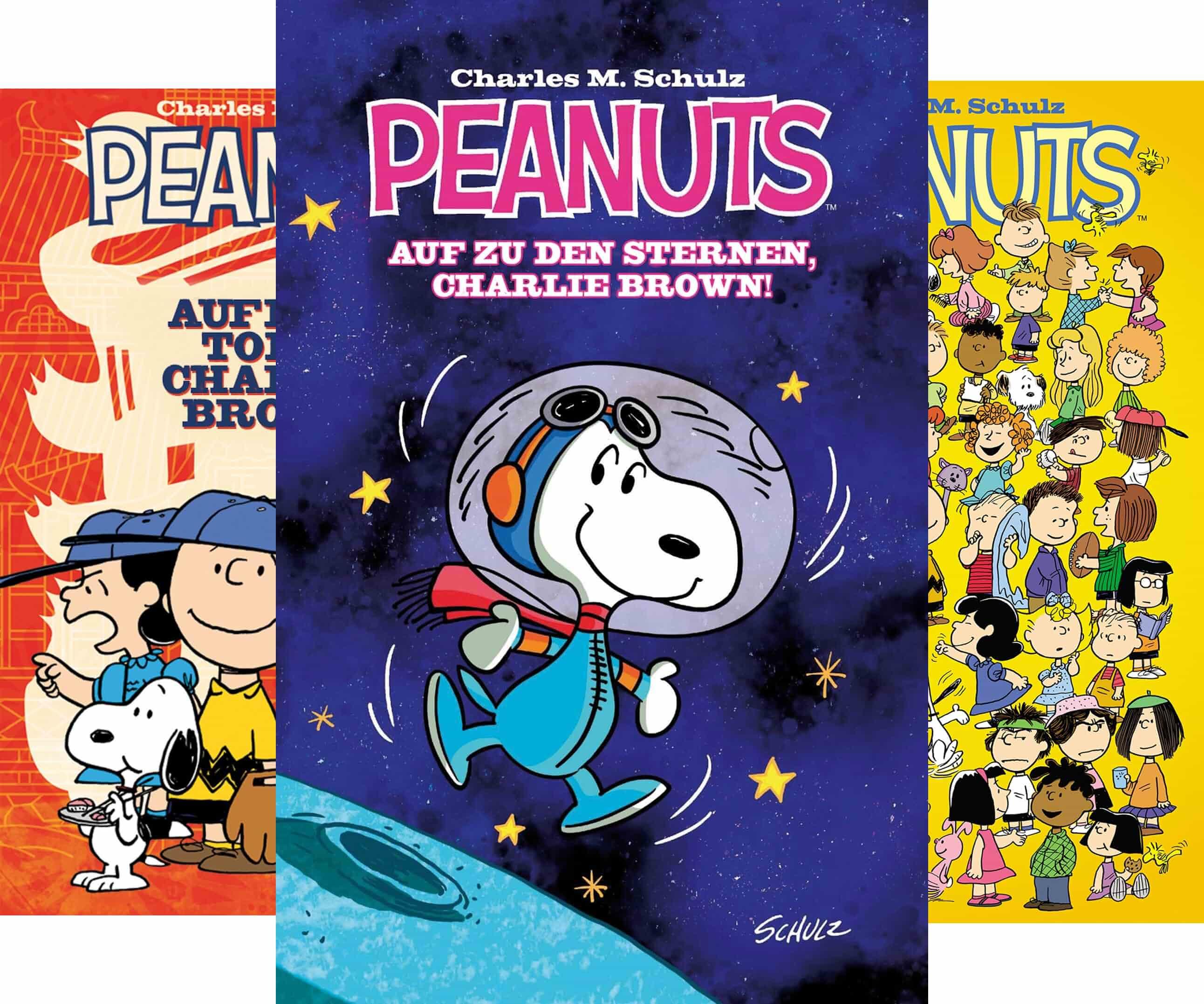 Peanuts Reihe In 9 Banden