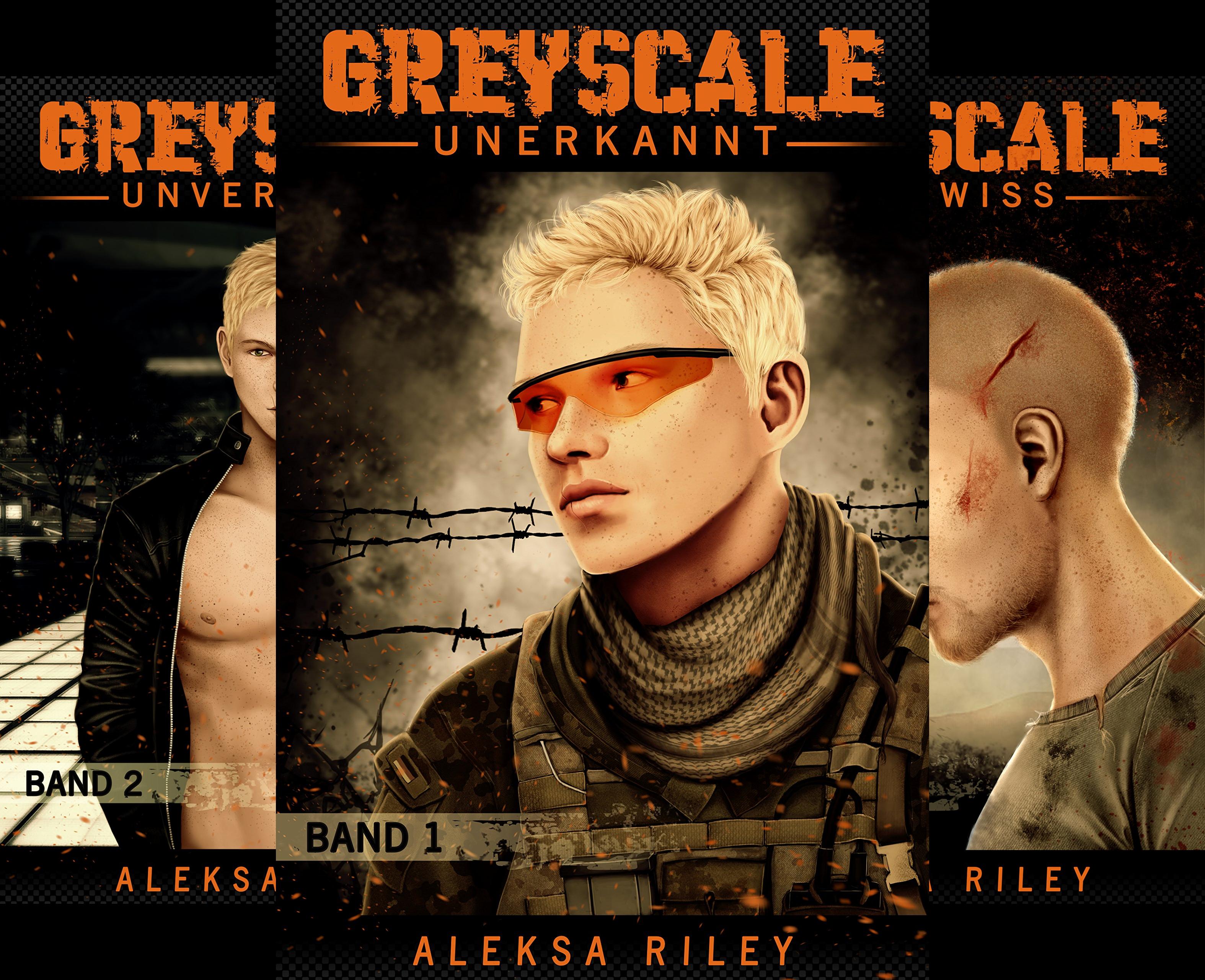 Greyscale Serie (Reihe in 6 Bänden)