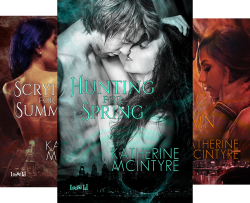 Philadelphia Coven Chronicles (4 Book Series) by  Katherine McIntyre