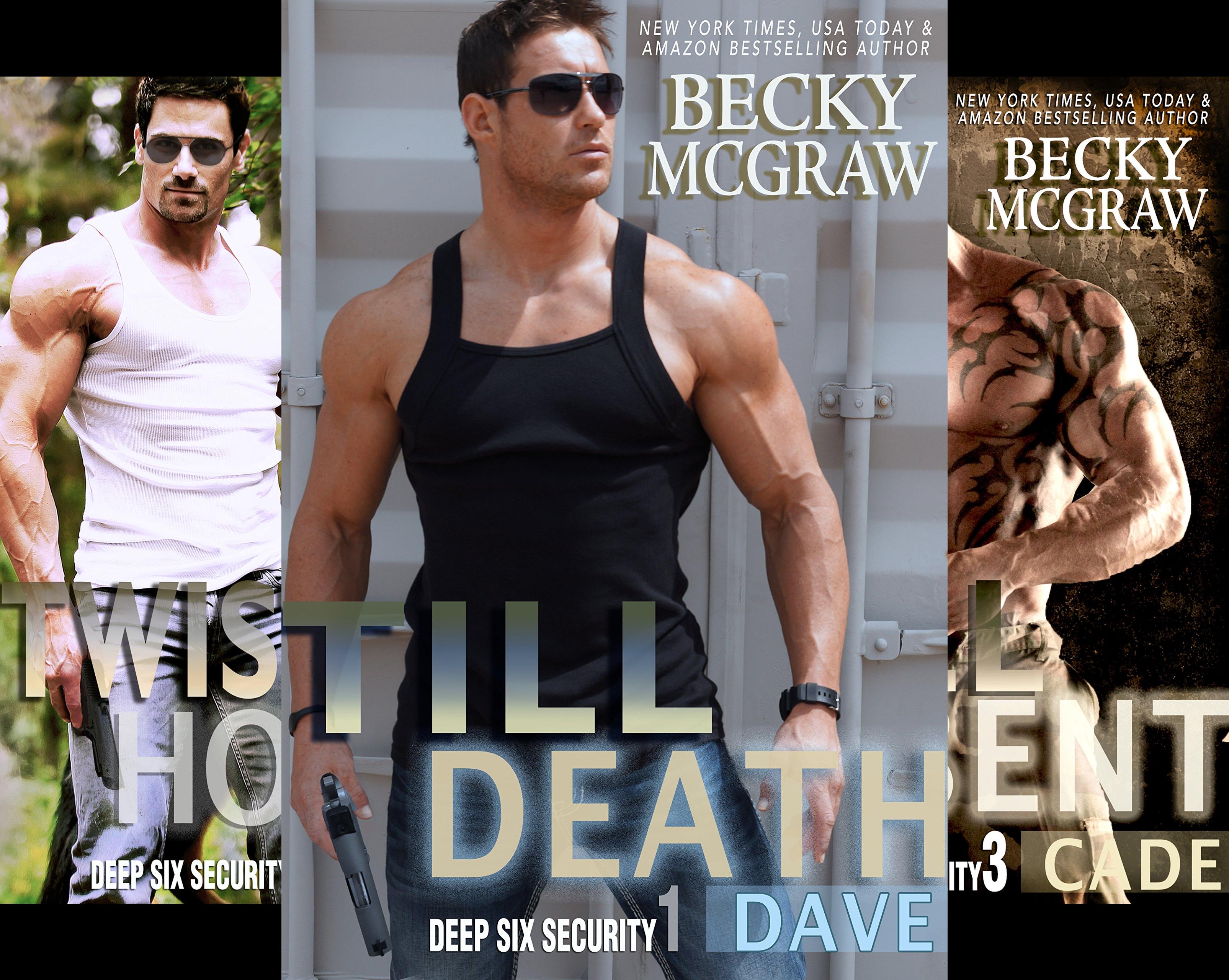 Deep Six Security (5 Book Series)