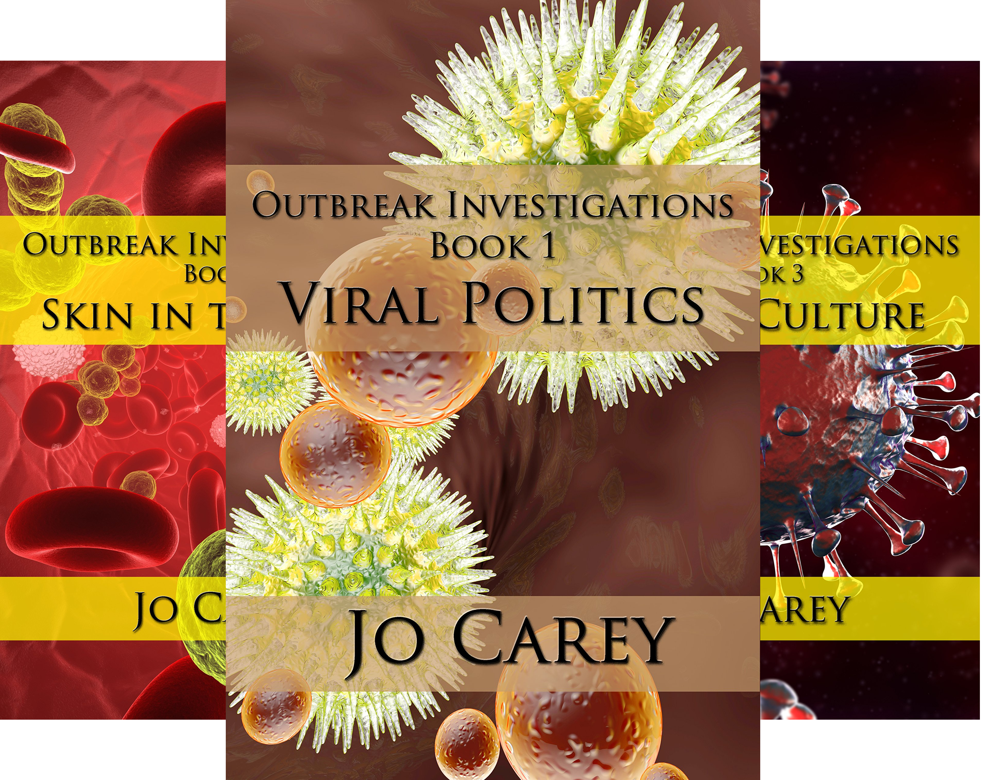 Outbreak Investigations (3 Book Series)