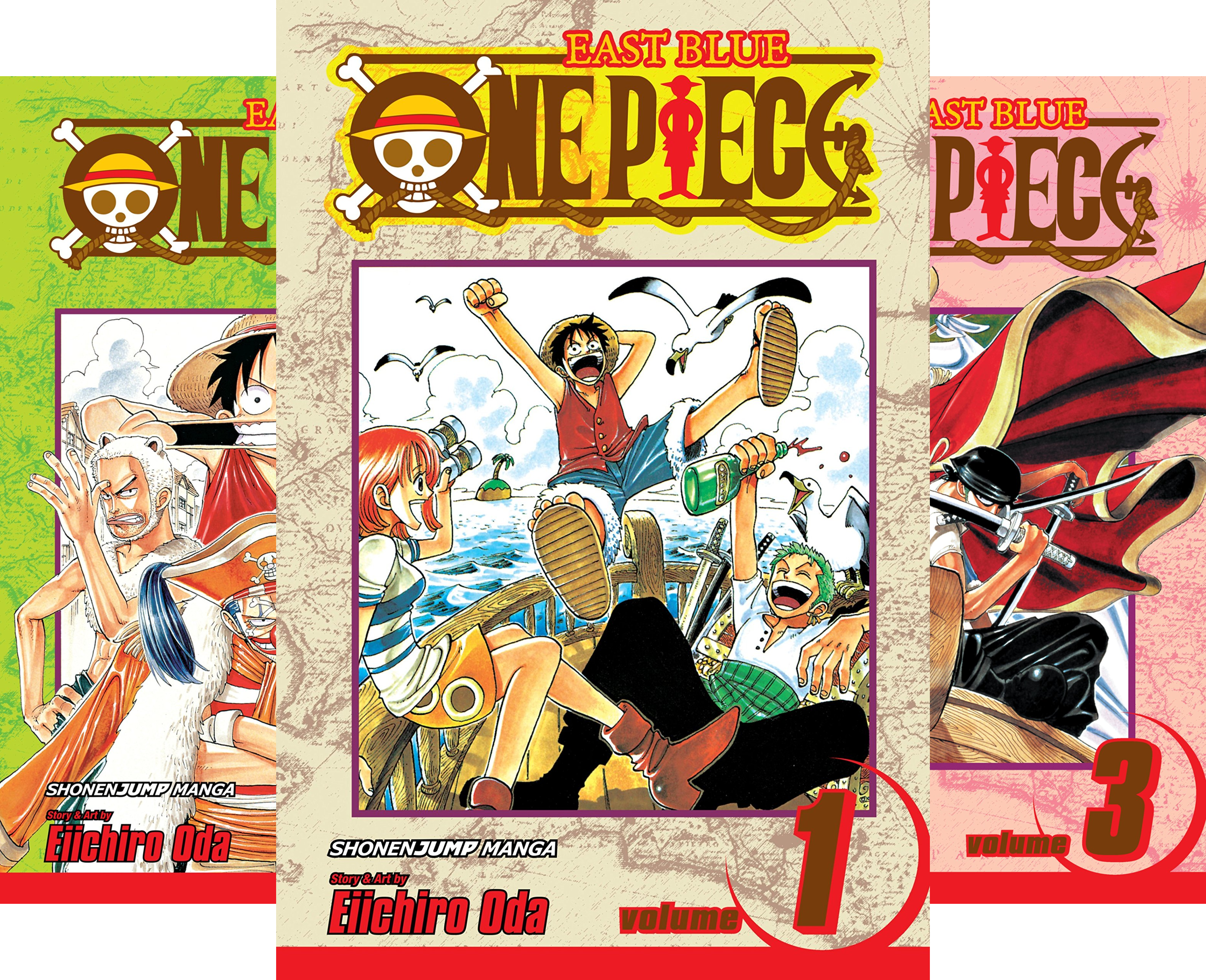 One Piece 1-25 (25 Book Series) Pdf