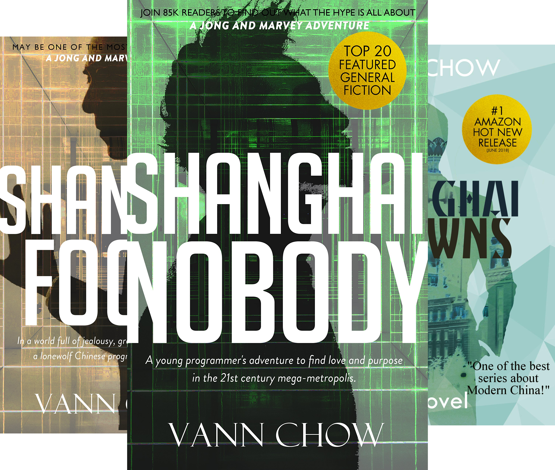 Master Shanghai (3 Book Series)