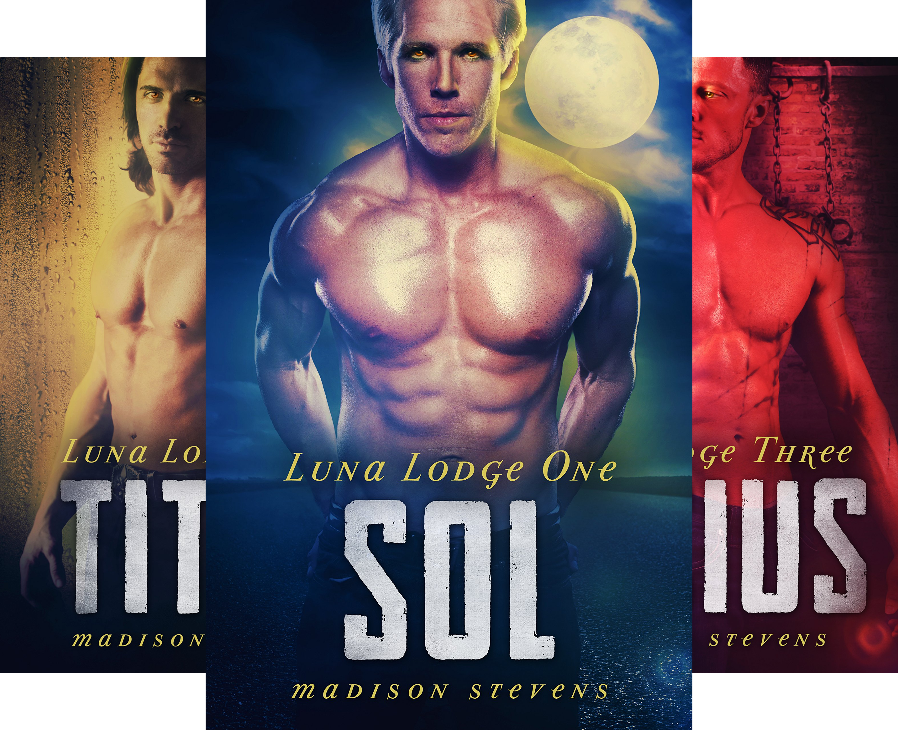 Luna Lodge (12 Book Series)
