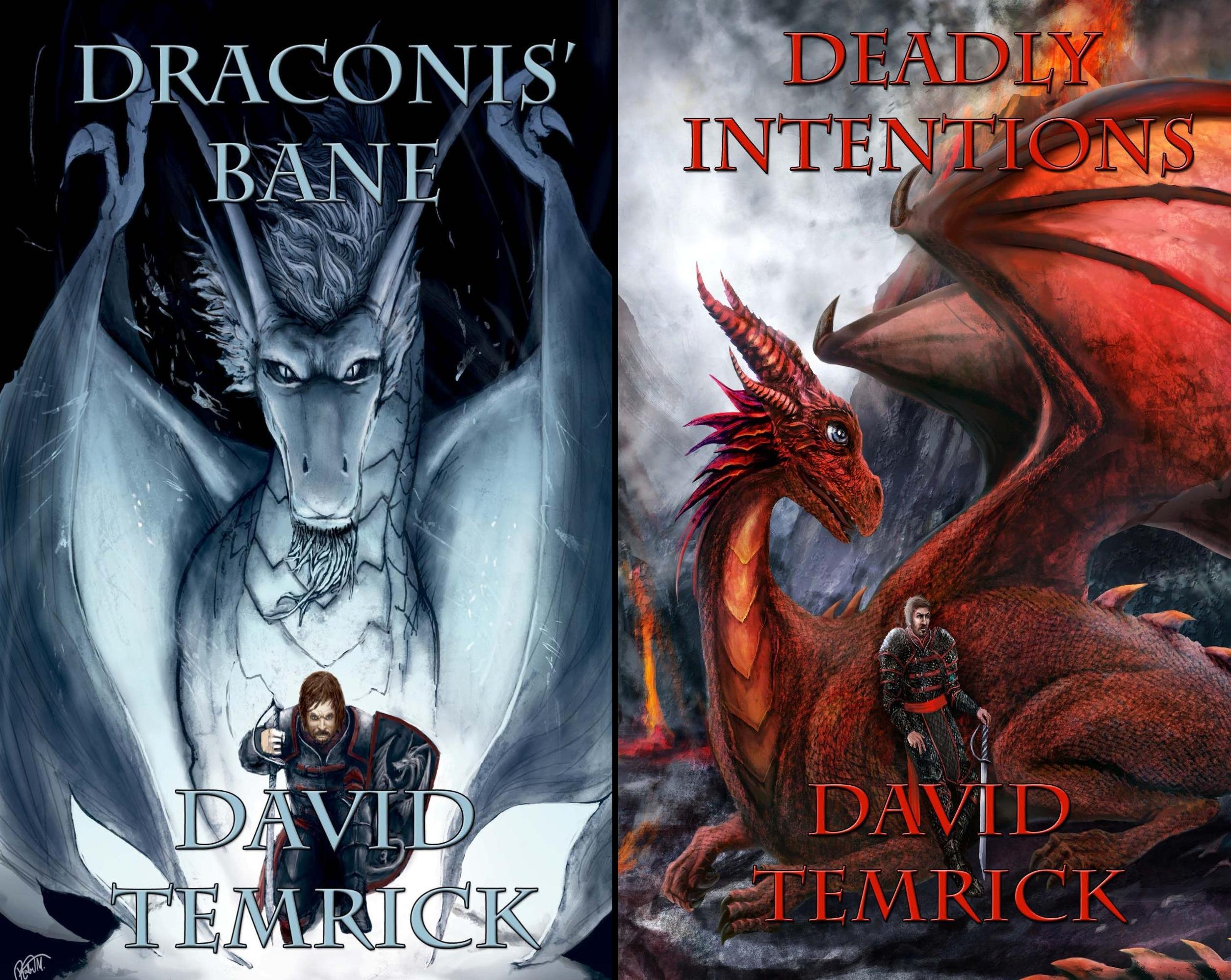 Blood Feud (2 Book Series)