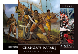 Changa's Safari (4 Book Series) by  Milton Davis