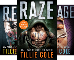 Scarred Souls (3 Book Series) by  Tillie Cole