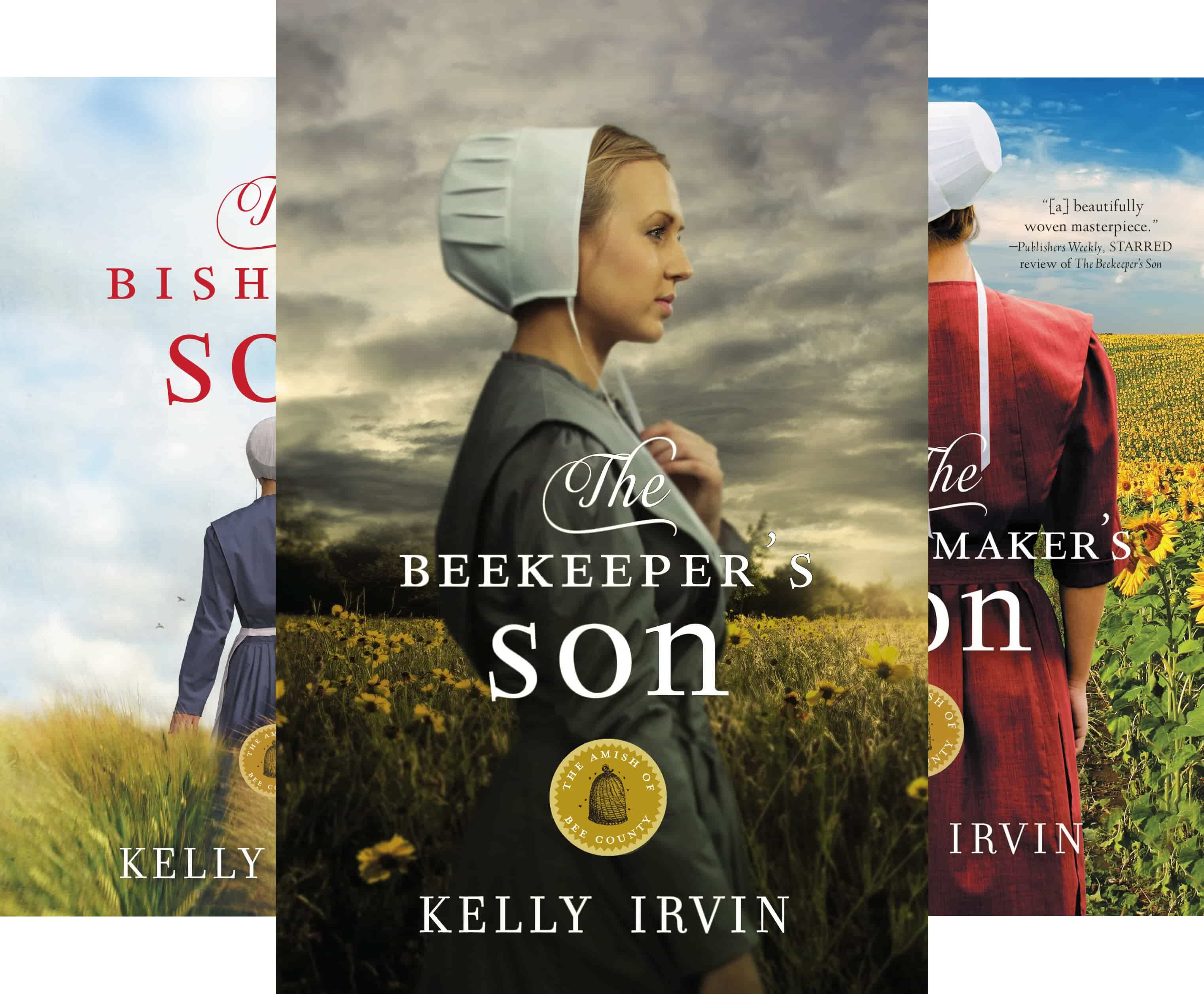 The Amish Of Bee County (3 Book Series)