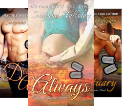 Family Justice (5 Book Series) by  Suzanne Halliday