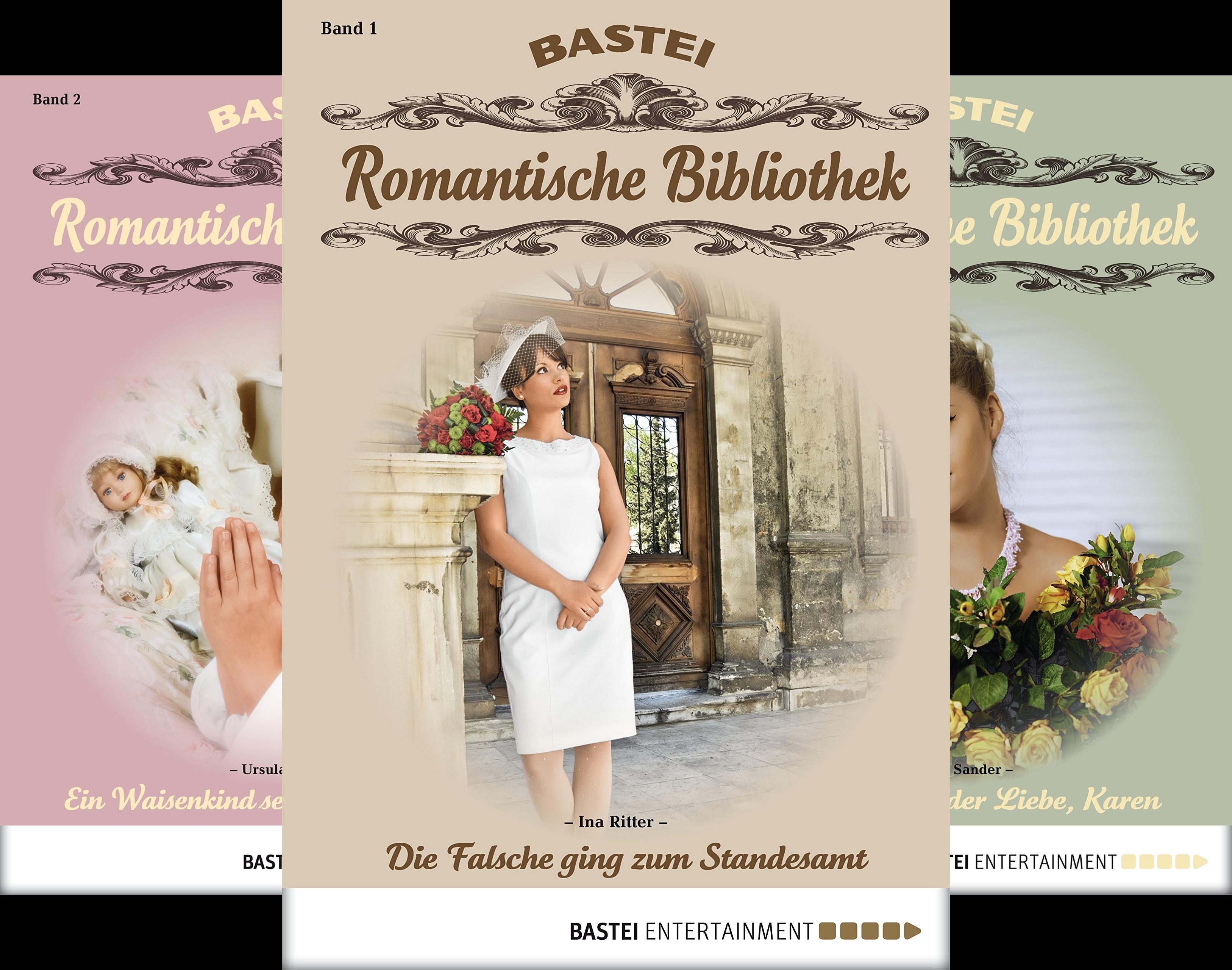 Romantische Bibliothek (Reihe in 49 Bänden)