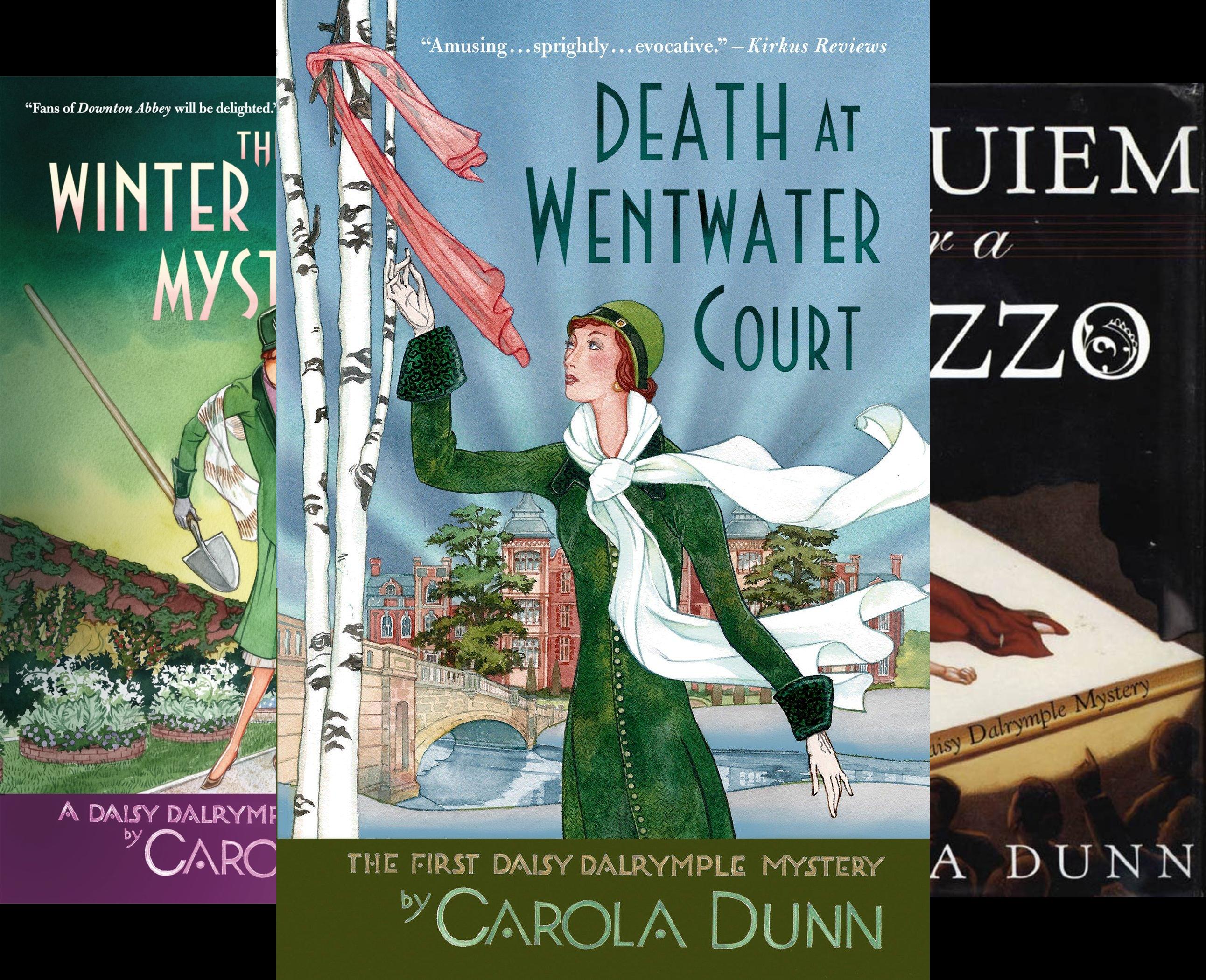 Daisy Dalrymple Mysteries (22 Book Series) Pdf