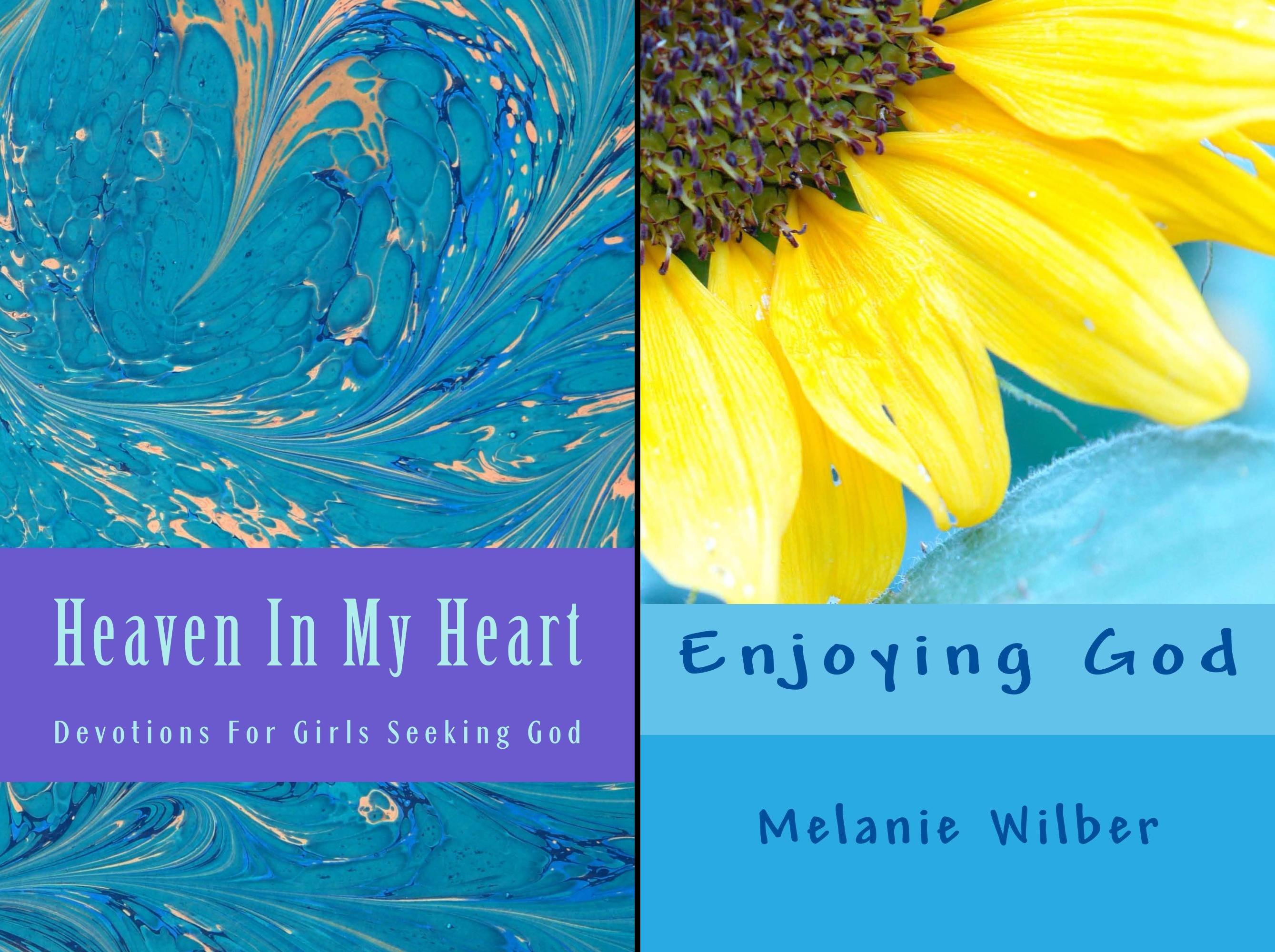 Devotions For Teen Girls (2 Book Series)