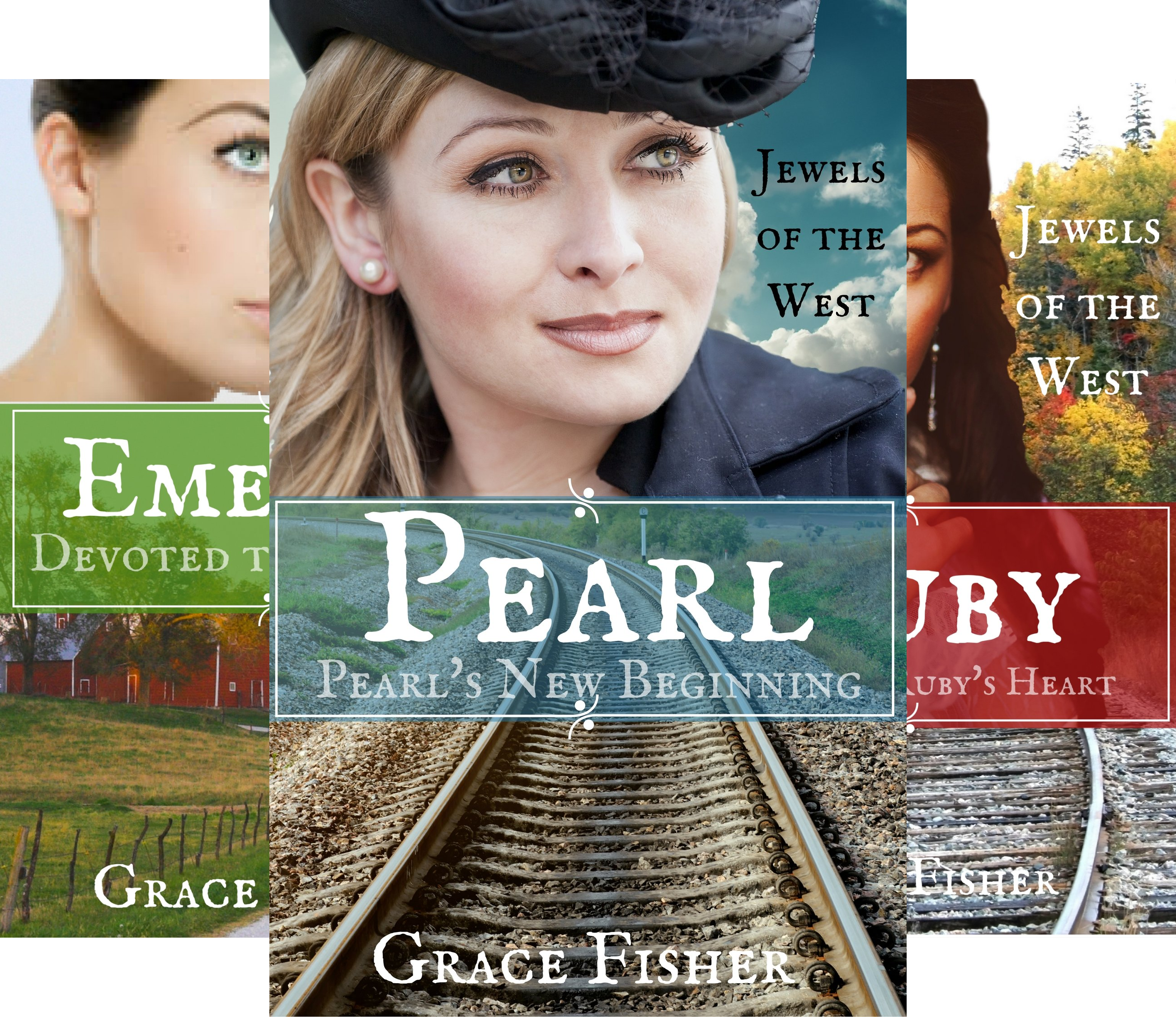 Mail Order Bride - Jewels of the West (6 Book Series)