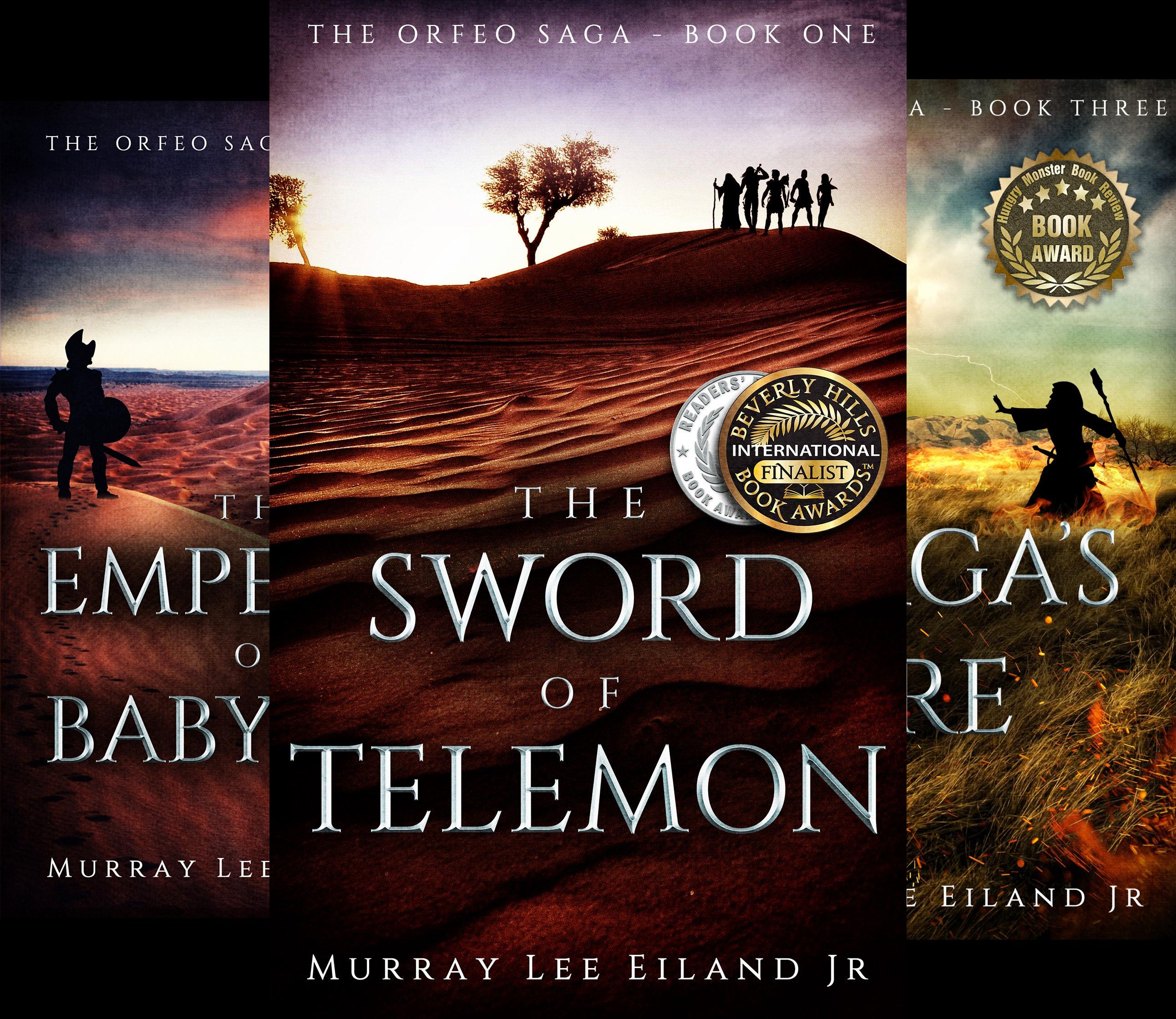 The Orfeo Saga (7 Book Series)