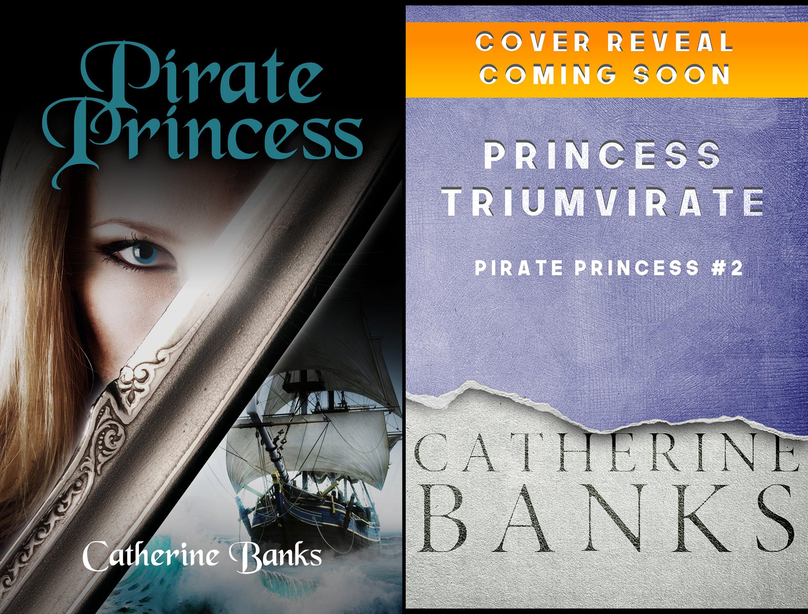 Pirate Princess (2 Book Series)