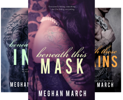 Beneath (7 Book Series) by  Meghan March