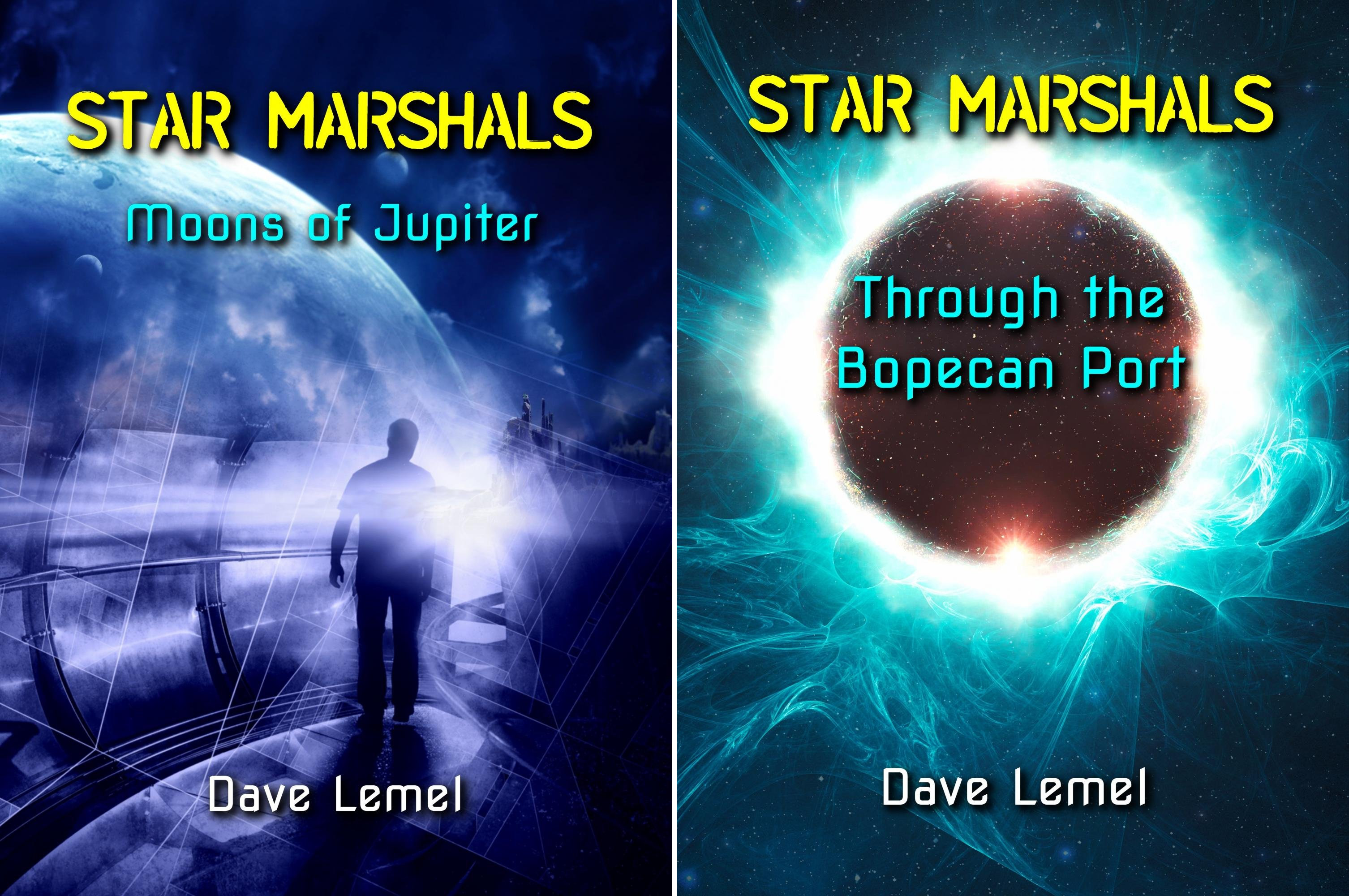 Star Marshals (2 Book Series)