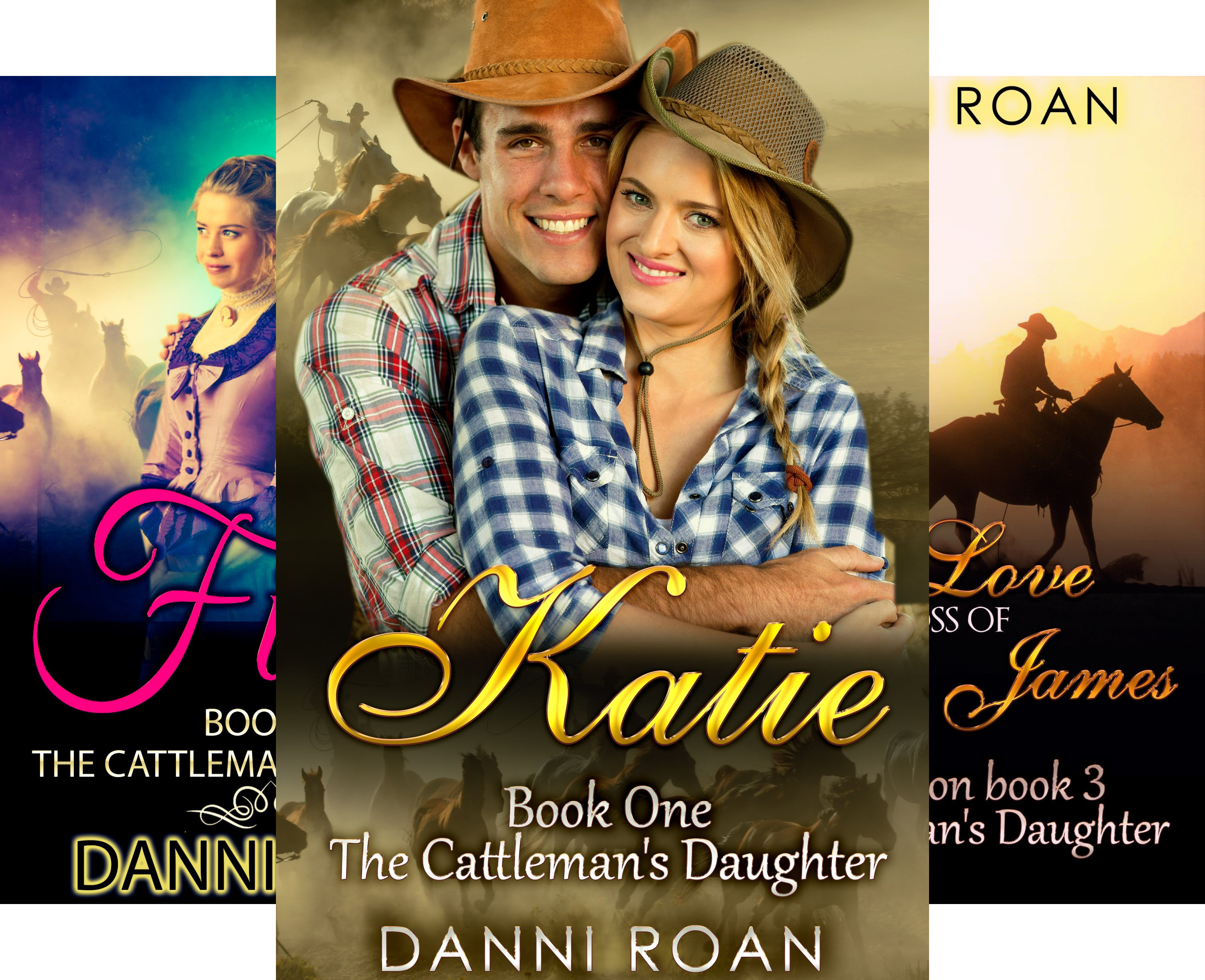 The Cattleman's Daughters (7 Book Series)
