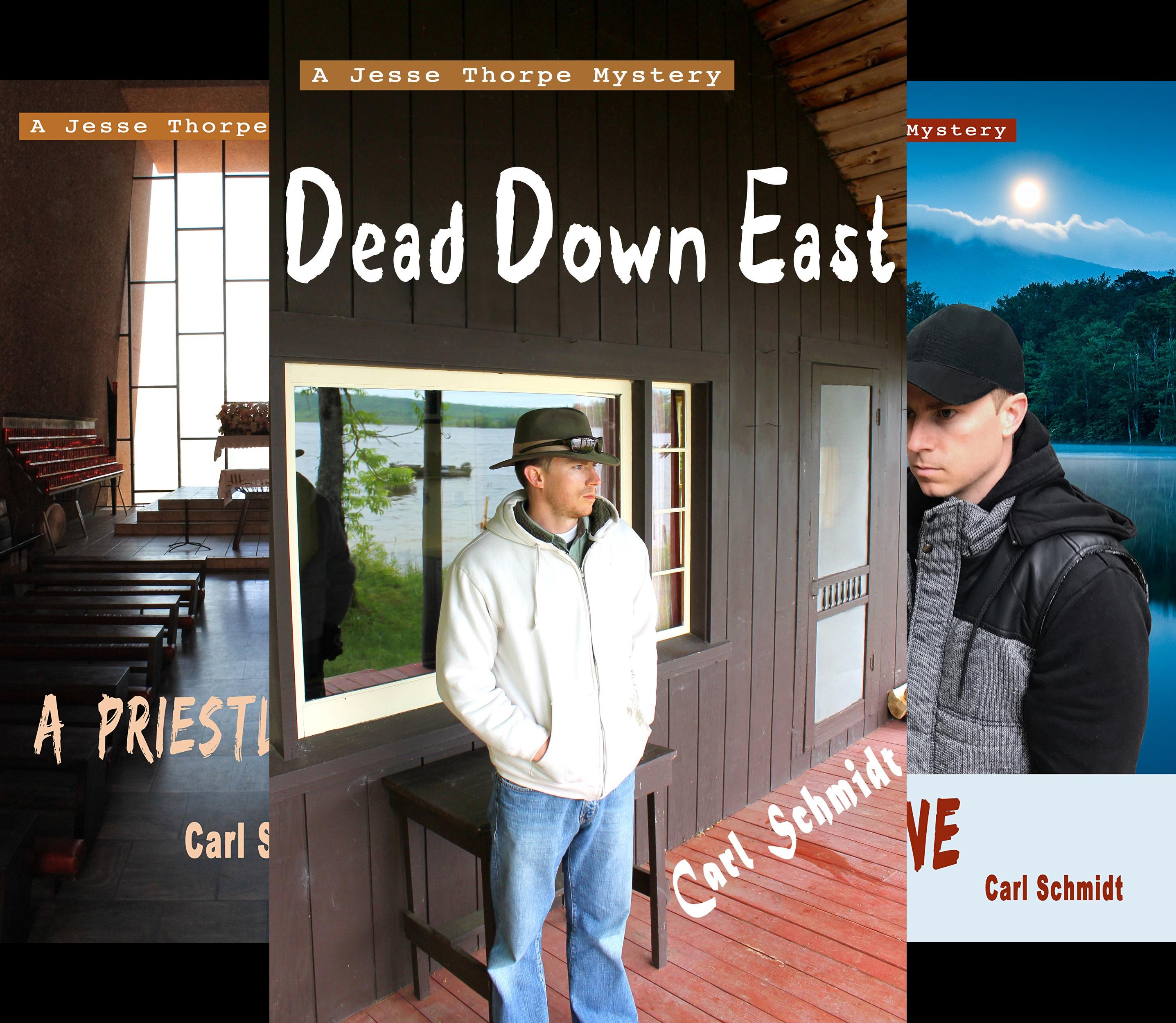 Jesse Thorpe Mysteries (3 Book Series)