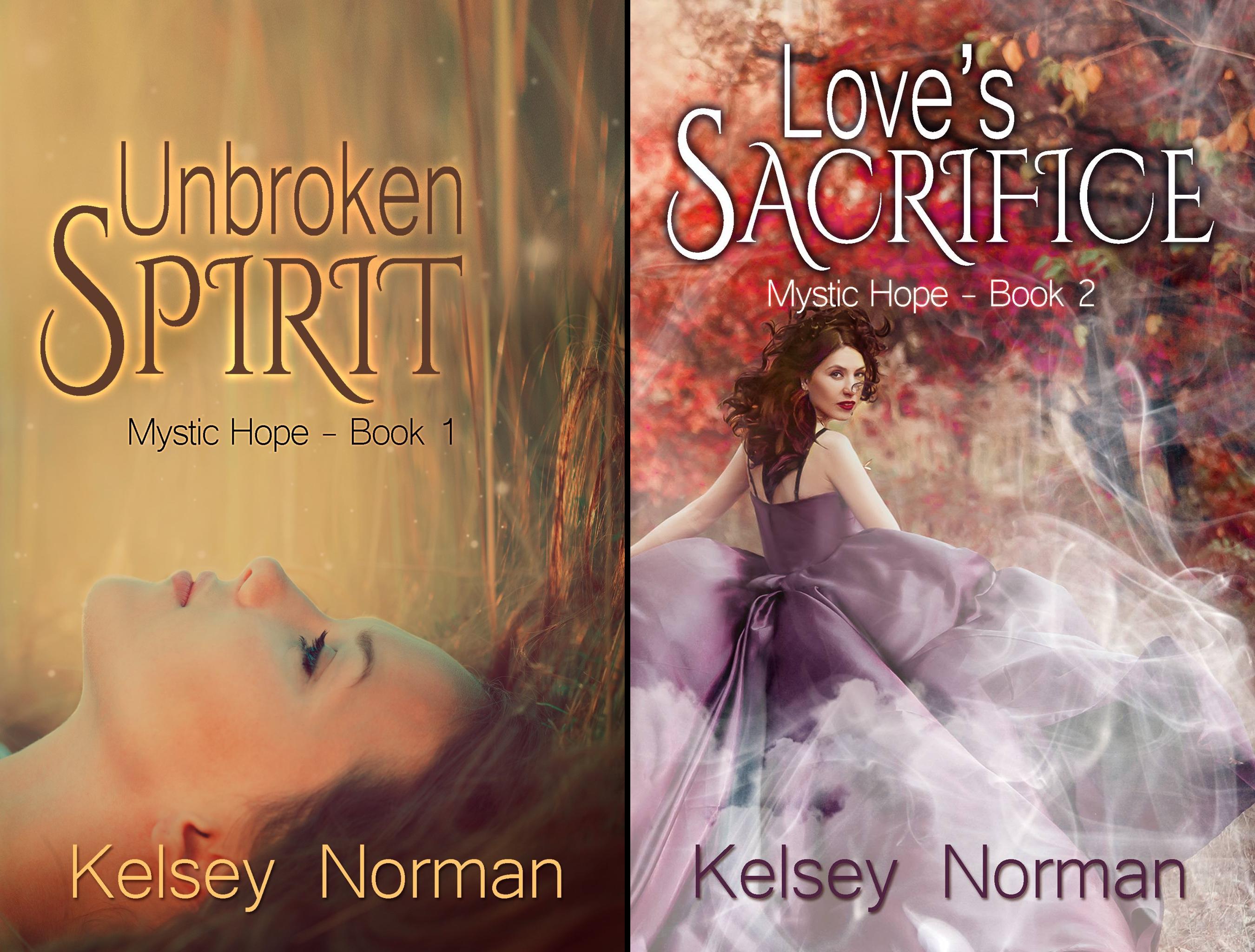 Mystic Hope (2 Book Series)