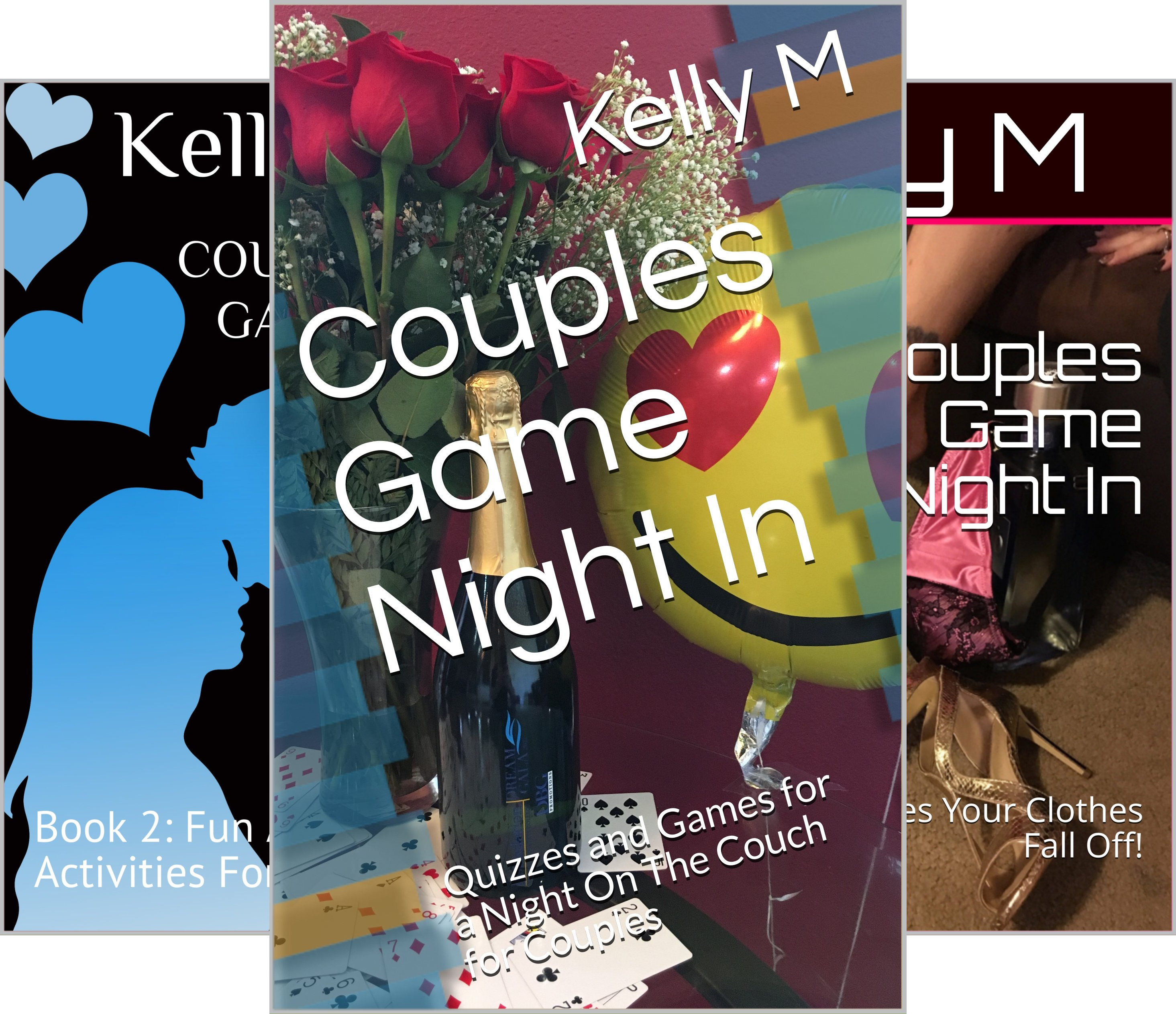 Couples Game Night In (10 Book Series)