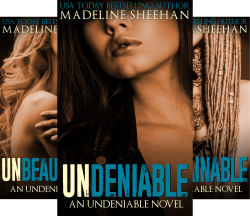 Undeniable (5 Book Series) by  Madeline Sheehan