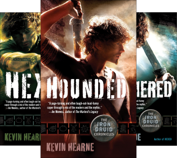 The Iron Druid Chronicles (9 Book Series) by Kevin Hearne