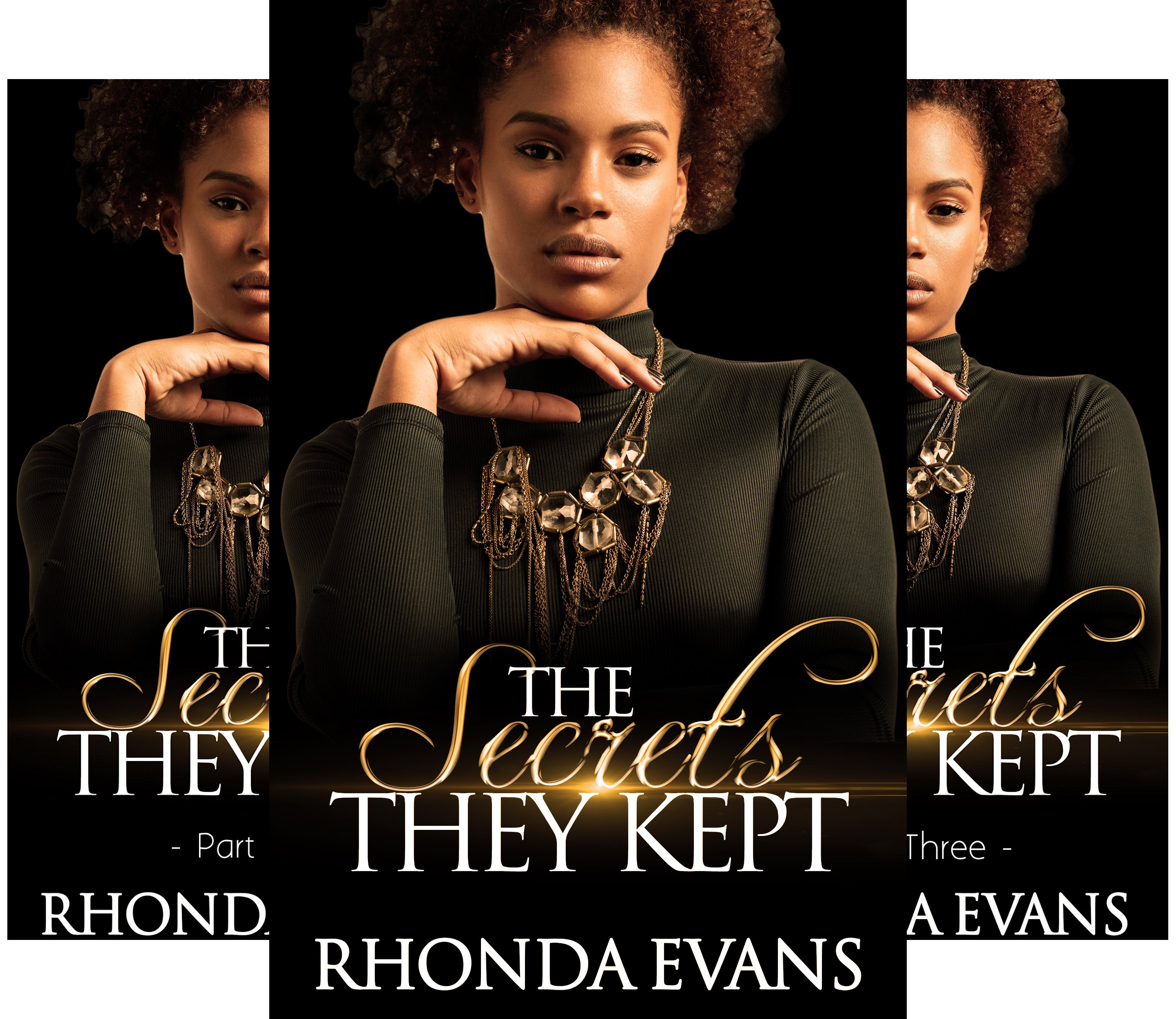 Books : Hidden Secrets Series (4 Book Series)