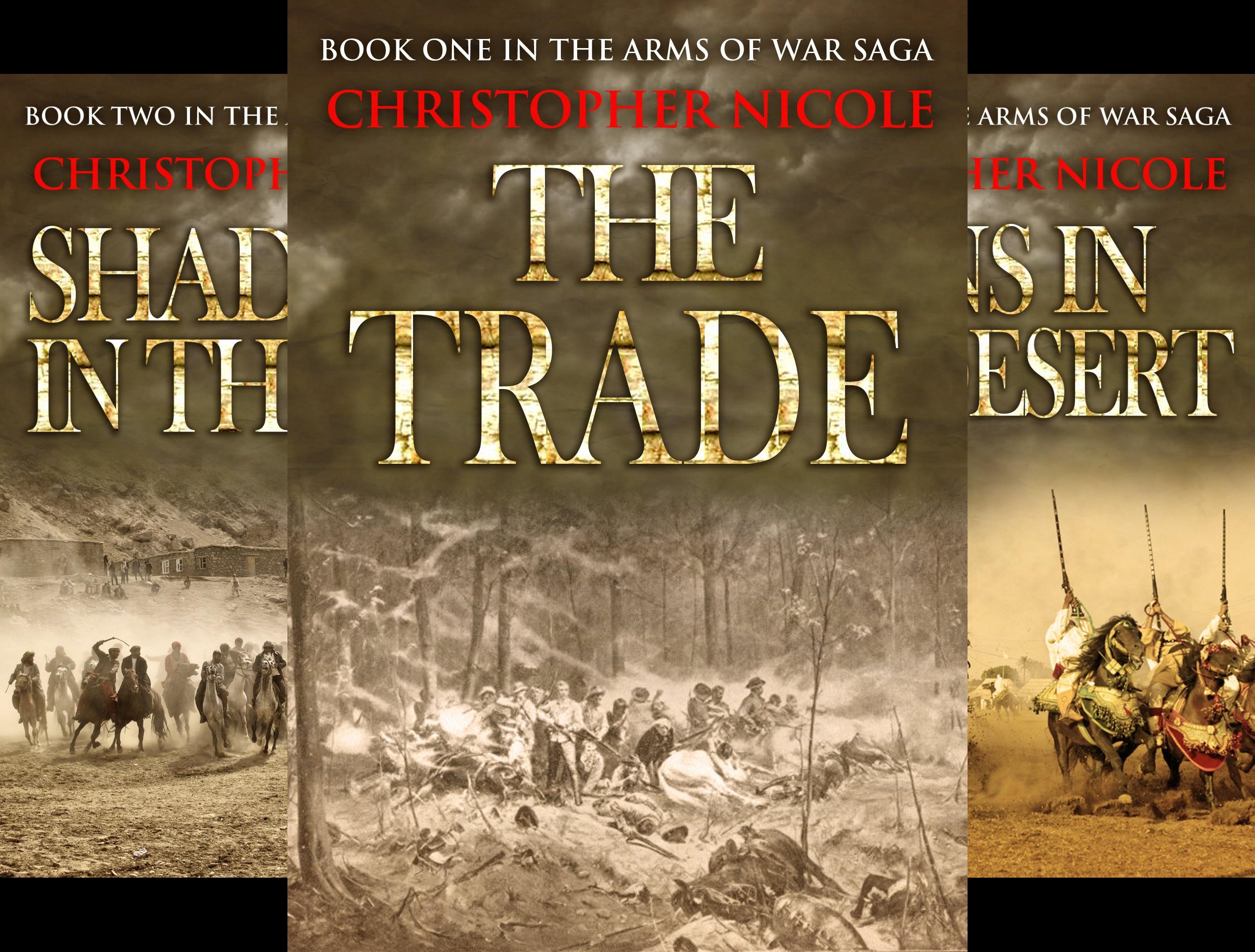 arms-of-war-4-book-series