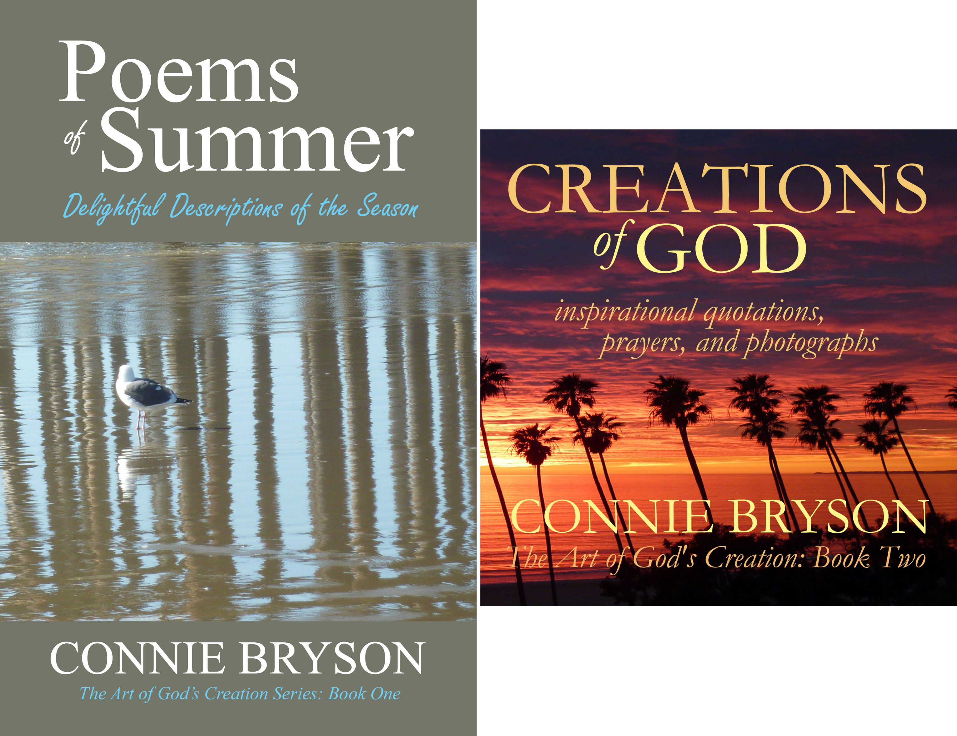 The Art Of God's Creation Series (2 Book Series)
