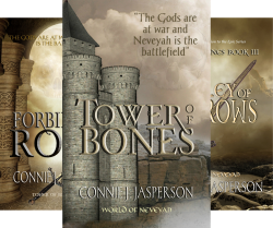 Tower of Bones (3 Book Series) by  Connie J. Jasperson