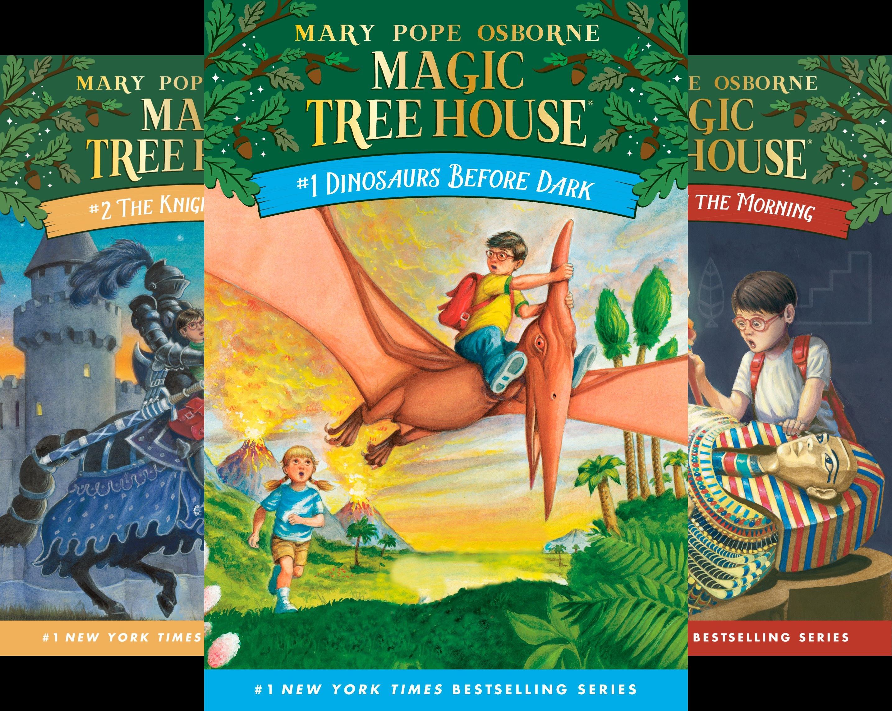 Magic Tree House Boxed Set, Books 1-28 (28 Book Series)