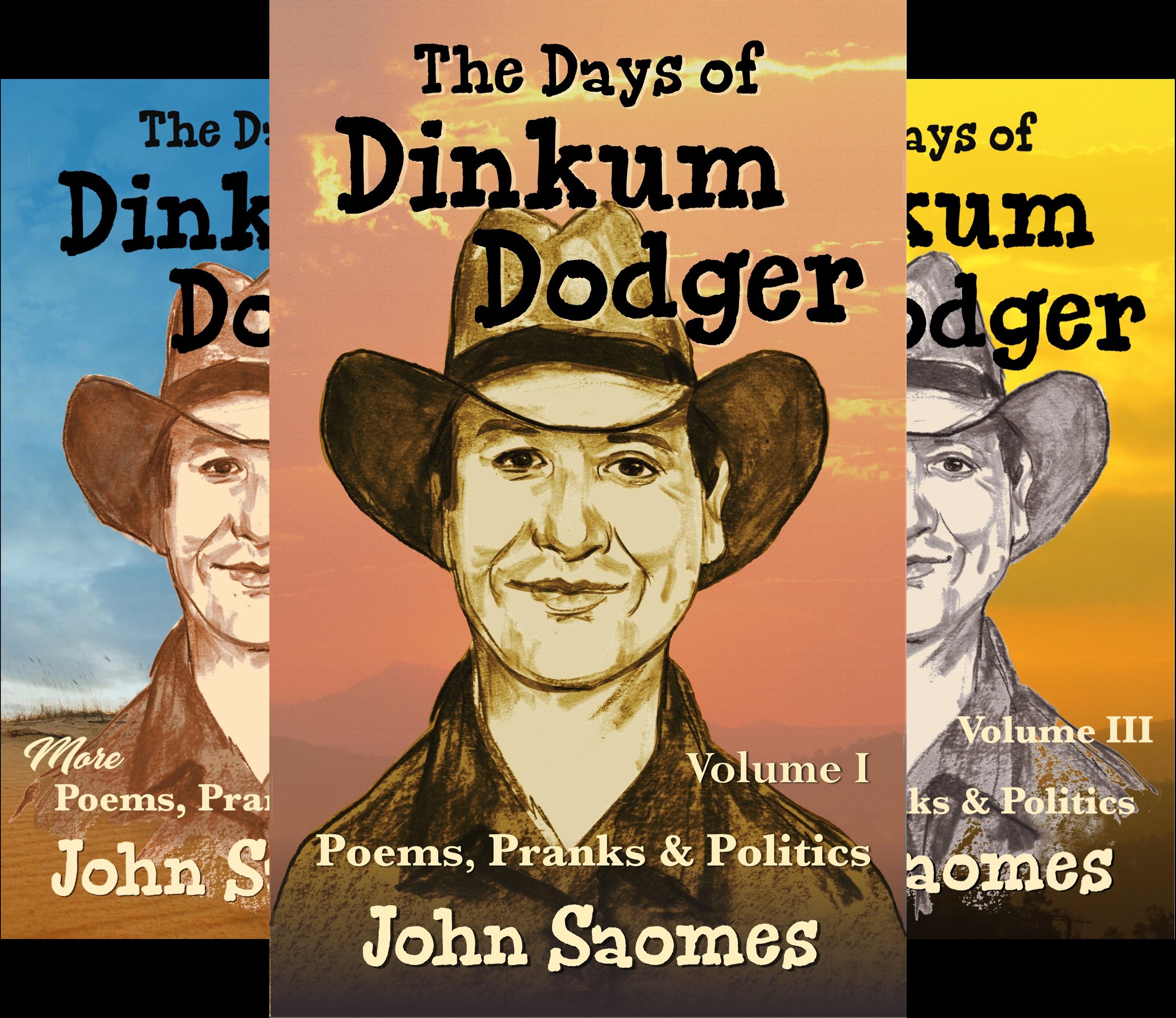 Dinkum Dodger (3 Book Series)