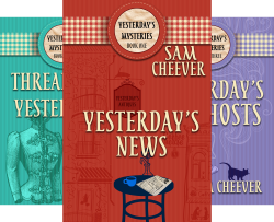 Yesterday Mysteries (4 Book Series) by  Sam Cheever