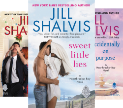 Heartbreaker Bay (3 Book Series) by  Jill Shalvis