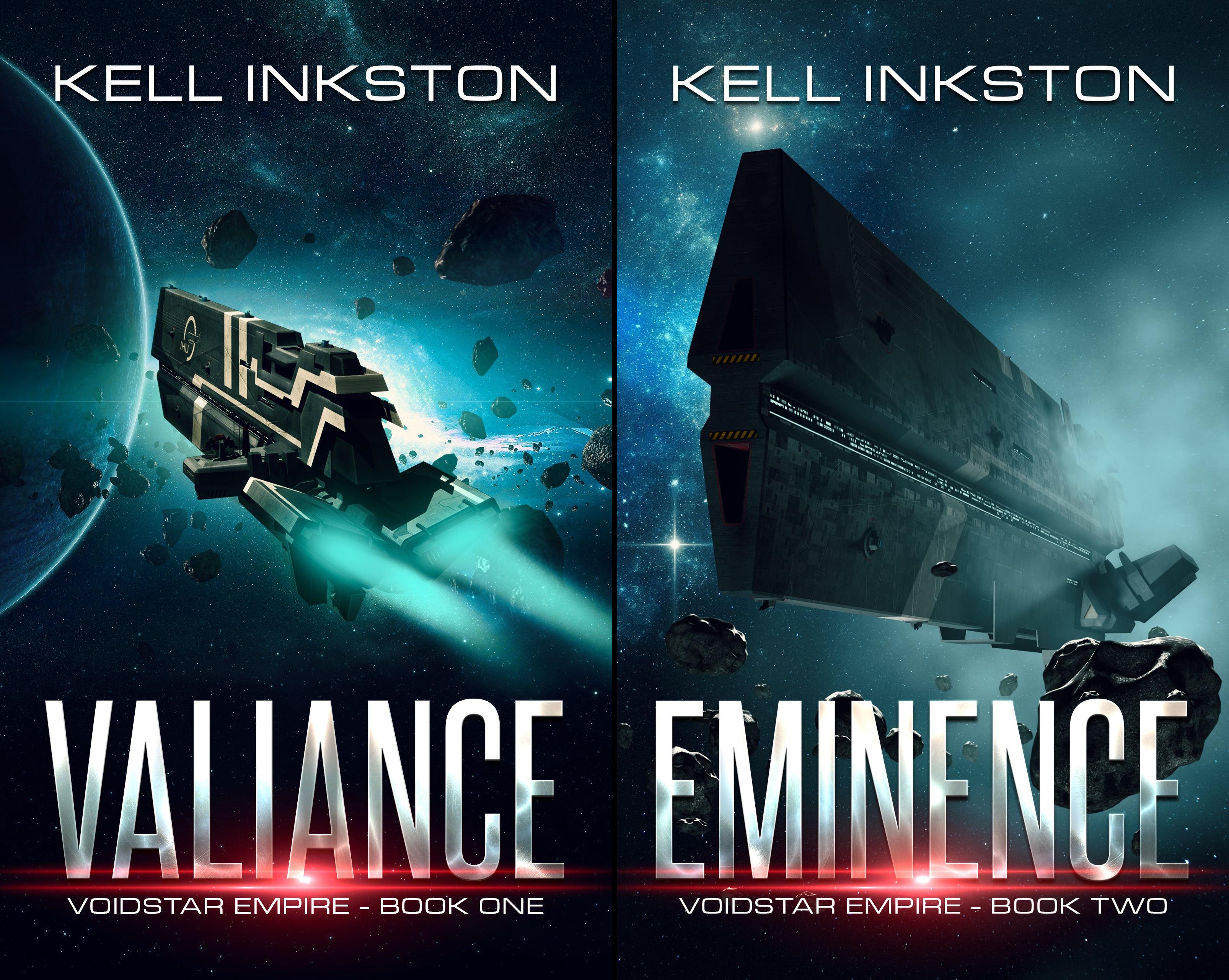 Voidstar Empire (2 Book Series)