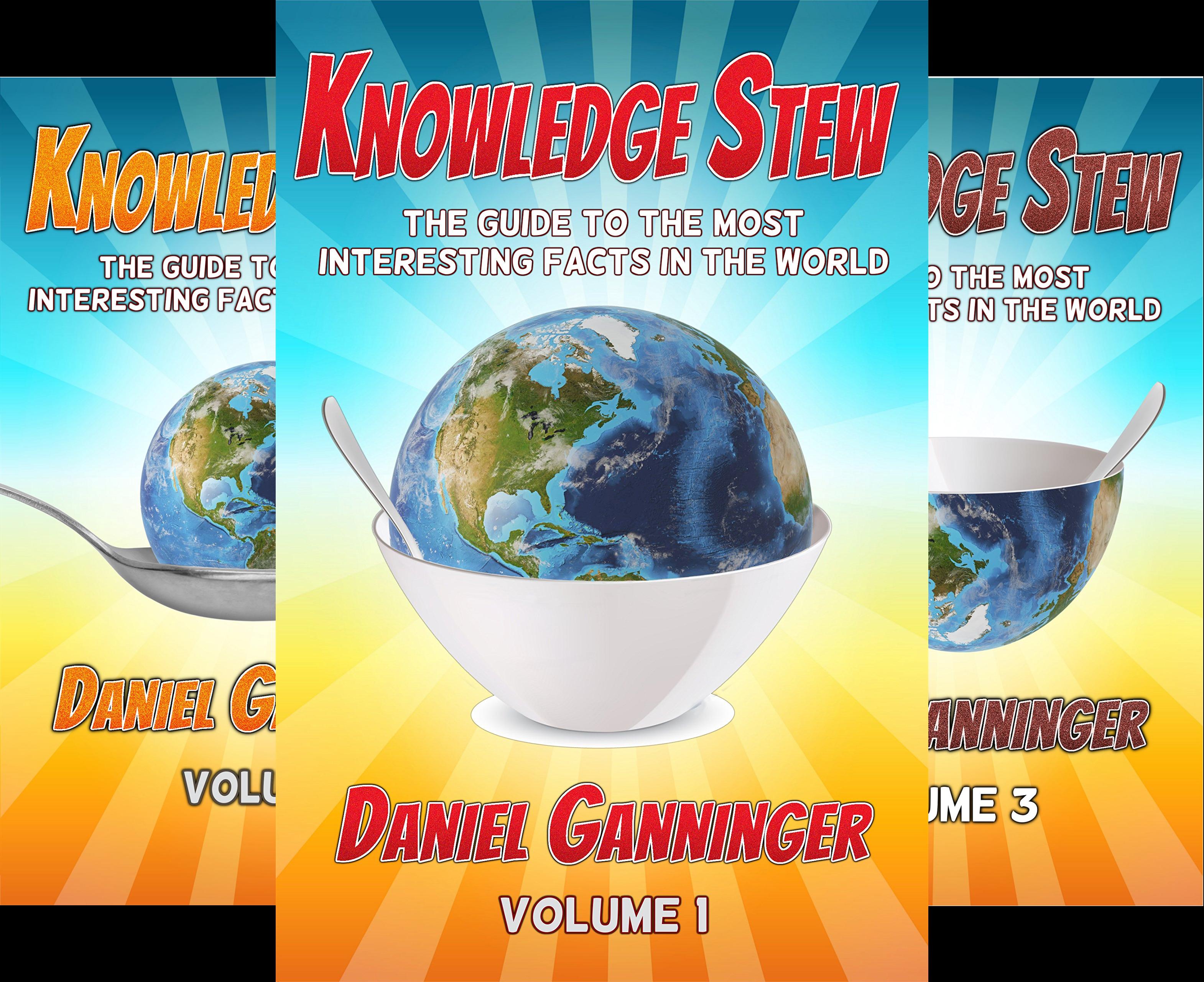 Knowledge Stew (4 Book Series)