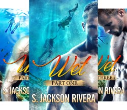 Wet (3 Book Series) by  S. Jackson Rivera S Jackson Rivera