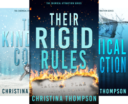 The Chemical Attraction Series (4 Book Series) by  Christina Thompson