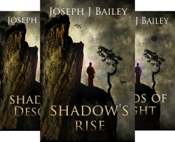 The Chronicles Of The Fists (3 Book Series) by  Joseph J. Bailey