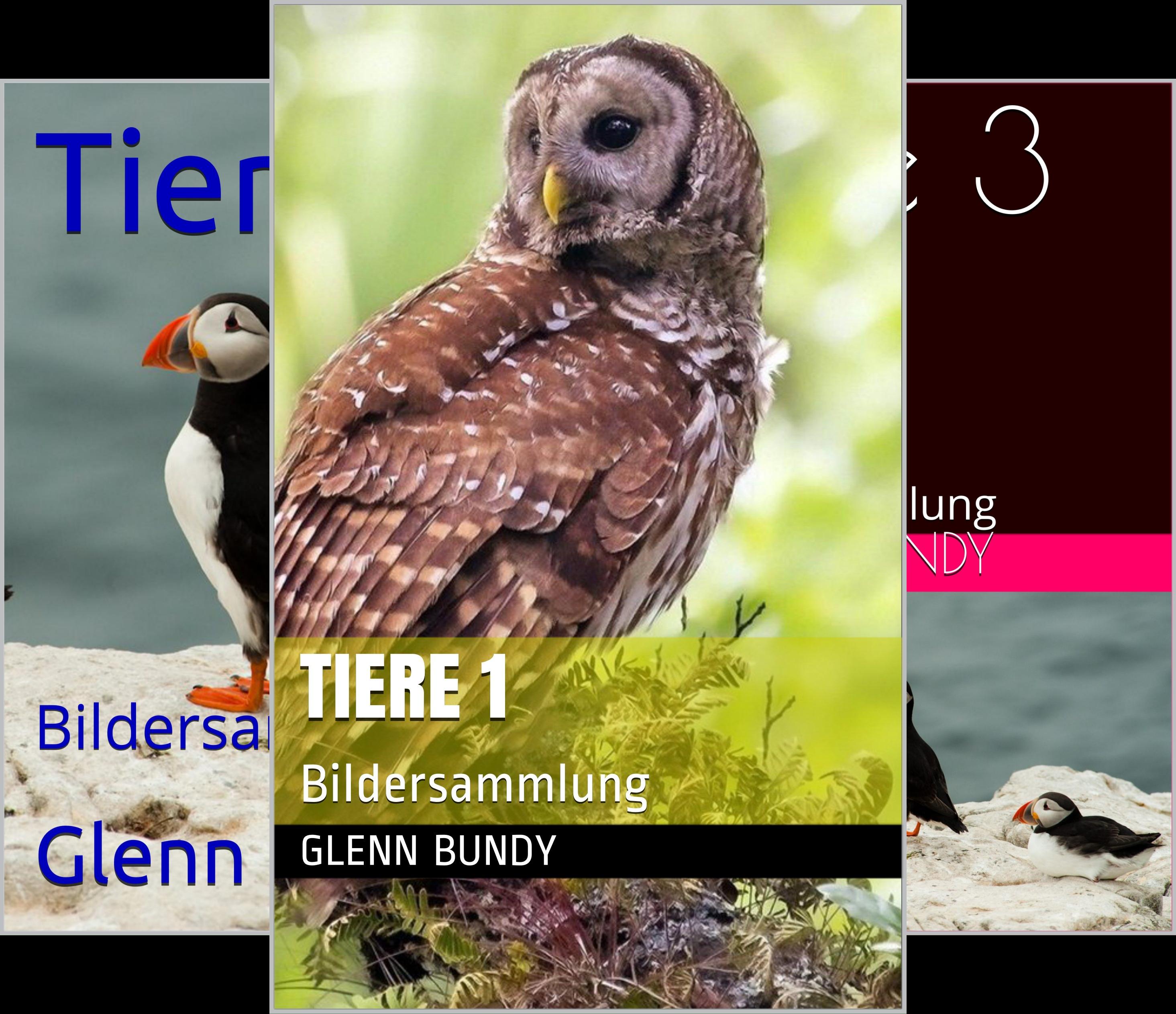 Tiere (Reihe in 37 Bänden)